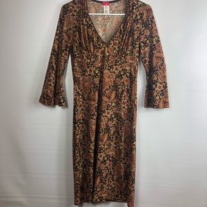 Wise Paisley dress size L
